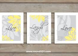 Yellow And Grey Bathroom Decorating Ideas Grey And Yellow Bathroom Decor Vozindependiente