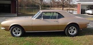 granada gold 1967 camaro paint cross reference