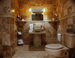 travertine bathroom ideas small bathrooms mediterranean style with travertine tile