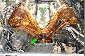 bmw e39 5 series timing chain guides removal 1997 2003 525i