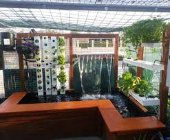 outdoor aquaponic gardening design benefits of aquaponic