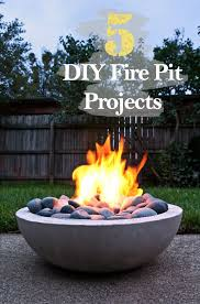 Diy Firepits 5 Diy Pit Projects Nifty Diys