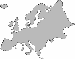 European Union Blank Map by Europe Clipart Free Download Clip Art Free Clip Art On