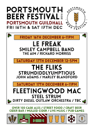 portsmouth beer festival u2013 christmas sessions 2016 portsmouth