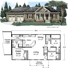 ranch style floor plans with basement ranch style retro modern house plans internetunblock us