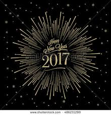 newyears cards happy new year card starburst vector stock vector 486231289 new
