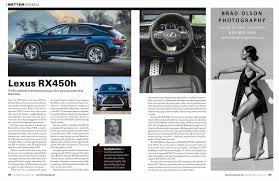 lexus enthusiast website the lexus rx450h continues as the epitome of luxury suv says auto