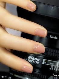 sweet color environmental protection bare color nail polish show
