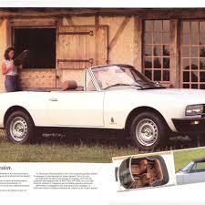 peugeot 504 coupe pininfarina peugeot u2013 the marquis