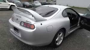 1995 toyota supra sz jdm 2jz manual for sale in vancouver youtube