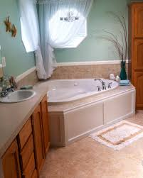 bathroom sink splash guard rainwashed paint color by sherman williams sand and white color