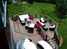 what is the difference between composite and pvc decking