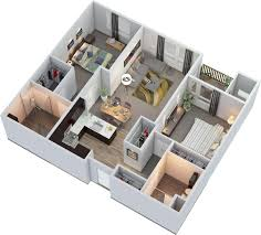 floor plans site plans aareas interactive inc 3d architectual rendering floor plan 2014