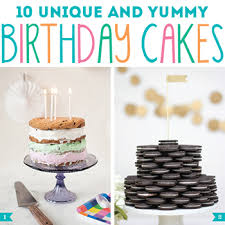 10 unique yummy birthday cakes chickabug