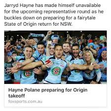 Nsw Blues Memes - images about nrlhumour tag on instagram