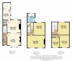 Scarborough Town Centre Floor Plan by 5 Bed Terraced House For Sale In Norwood Street Scarborough Yo12