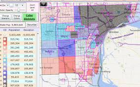 Wayne County Tax Map How Trump Won Michigan With Maps U2013 Rrh Elections