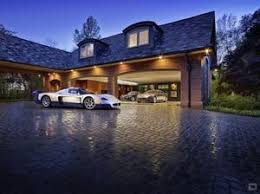 high end cars need luxury garages i like to waste my time