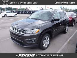 gray jeep 2017 2017 new jeep compass latitude 4x4 at landers serving little rock