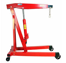Otc Floor Crane by Dragway Tools 3 Ton Engine Hoist Review Knockoutengine