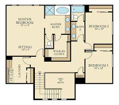 Next Gen Homes Floor Plans Camelot New Home Plan In Montaillou Chateau Series By Lennar