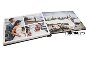 Wedding Albums Printing Digital Photo Album Milestones Photography