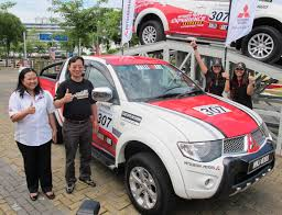 mitsubishi triton 2013 mitsubishi 4x4 experience nationwide 2013 shows up in east