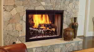 majestic str36 see thru designer series vent free woodburning