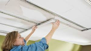 Ceiling Tile Installation How To Install Armstrong Ceiling Tiles Www Lightneasy Net