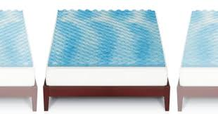 kohls cyber monday the big one gel memory foam mattress topper