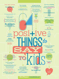 positive things to say to