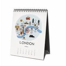 World Map Desk by 2017 Maps Desk Calendar Rifle Paper Co Linoluna Co Id