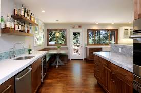 kitchen design and fixtures 2 7 plumbed elegance plumbing this kitchen was designed with traffic flow in mind
