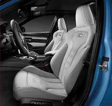 Bmw M3 Interior Trim The All New Bmw M3 Sedan Saloon Interior Upholstery Full Leather