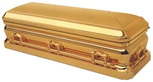 how much is a casket special order promethean casket
