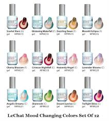 mood gel nail polish mailevel net
