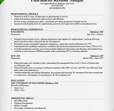 Pharmacy Resume Example by Absolutely Ideas Pharmacist Resume 1 Pharmacist Resume Sample