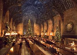 when was the first thanksgiving feast hogwarts dinner harry potter studio tour time com