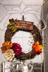 13 diy thanksgiving wreaths from different materials shelterness