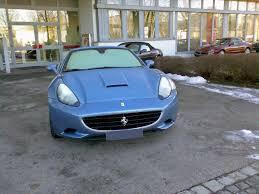 Ferrari California Navy Blue - super exotic and concept cars ferrari california