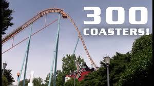 Goliath Six Flags Georgia Riding My 300th Roller Coaster Goliath At Six Flags Over Georgia