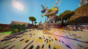 Hunger Games Minecraft Map Maps Brawl Games Minecraft Server Network