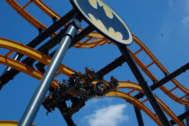 Batman Roller Coaster Six Flags Texas The Joker Coming To Six Flags Great America New England And Over
