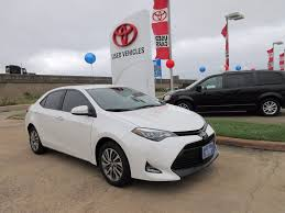 used 2017 toyota corolla for sale in houston tx edmunds