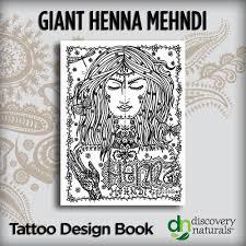 giant henna mehndi design book shop henna tattoo designs