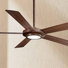 distressed wood ceiling fan 52 minka aire sabot distressed koa led ceiling fan 8n403 ls
