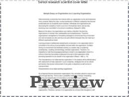 senior research scientist cover letter essay help