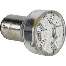 imtra marine lighting led mini ba15d 6 smd led bulb 12 volt led replacement bulb