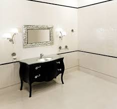 Powder Room Furniture Vanity Bombay Chest In Bathroom Eclectic With Elegant Powder Room Next To