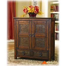 ashley furniture mckenna coffee table t553 20 ashley furniture mckenna door accent cabinet brn metal